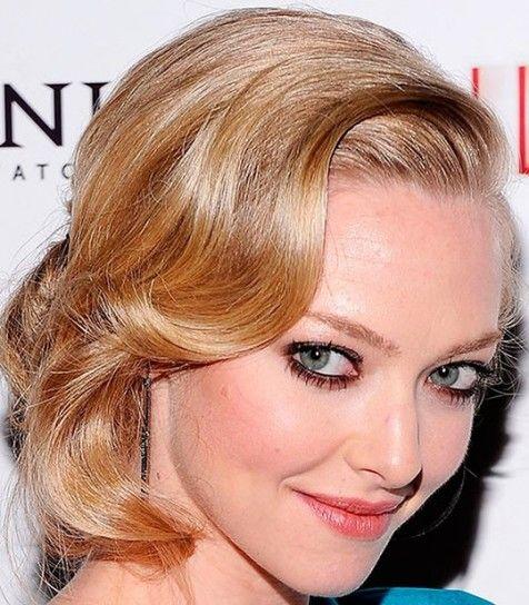 Taglio capelli medi con onde Capelli: tagli per donne mature