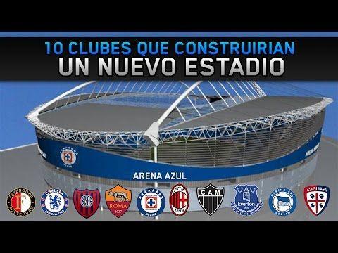 10 Clubes con proyecto de NUEVO ESTADIO | Futuros estadios - http://www.eightynine10studios.com/10-clubes-con-proyecto-de-nuevo-estadio-futuros-estadios/