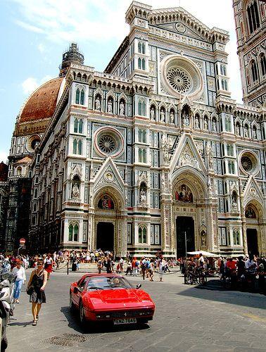 .The Basilica di Santa Maria del Fiore - Firenze Italy