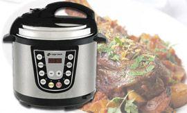 $99 for a Progredi 6-in-1 multi-cooker, worth $205