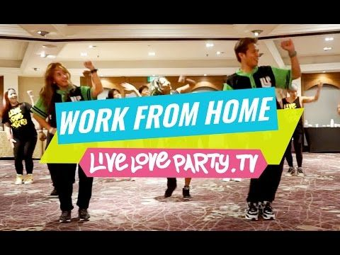 Zumba® with Mark and Che (Philippines) together with the Singapore Zumba Community! http://www.liveloveparty.tv Song: Work from Home by Fifth Harmony Buy the...
