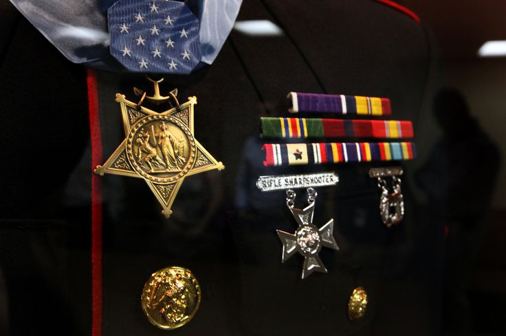Chesty Puller Ribbons   Heart of a champion, soul of a ...