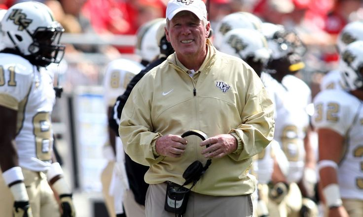 UCF Football Legacy and Future Tied to O'Leary - Today's U  George O'Leary told reporters this week, on the eve of his 12th season as UCF football head coach, he's ready to step down.....