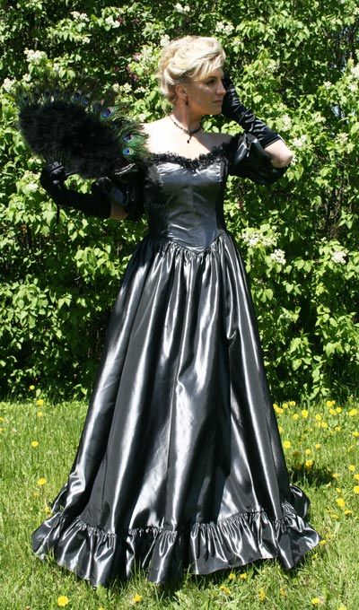 Gothic Trunk Clothing Store