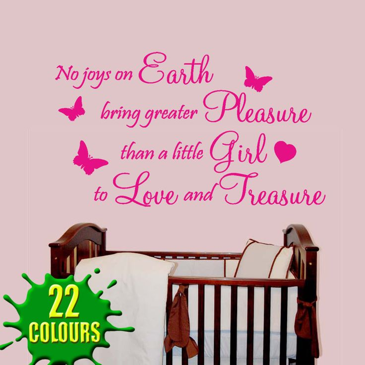 Quote Wall Stickers For Nursery : Best images about mother and baby quotes on
