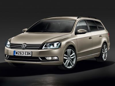 Volkswagen Passat Executive (2014)