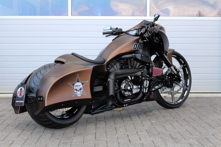 Self Storage For Motorcycle >> Bagger - V-Rod - No Limit Custom | Motorcycles | Pinterest | Baggers