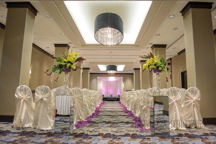 Edmonton Delta South Wedding Ceremony  || Edmonton Wedding Planner || A Modern Proposal Event Planning