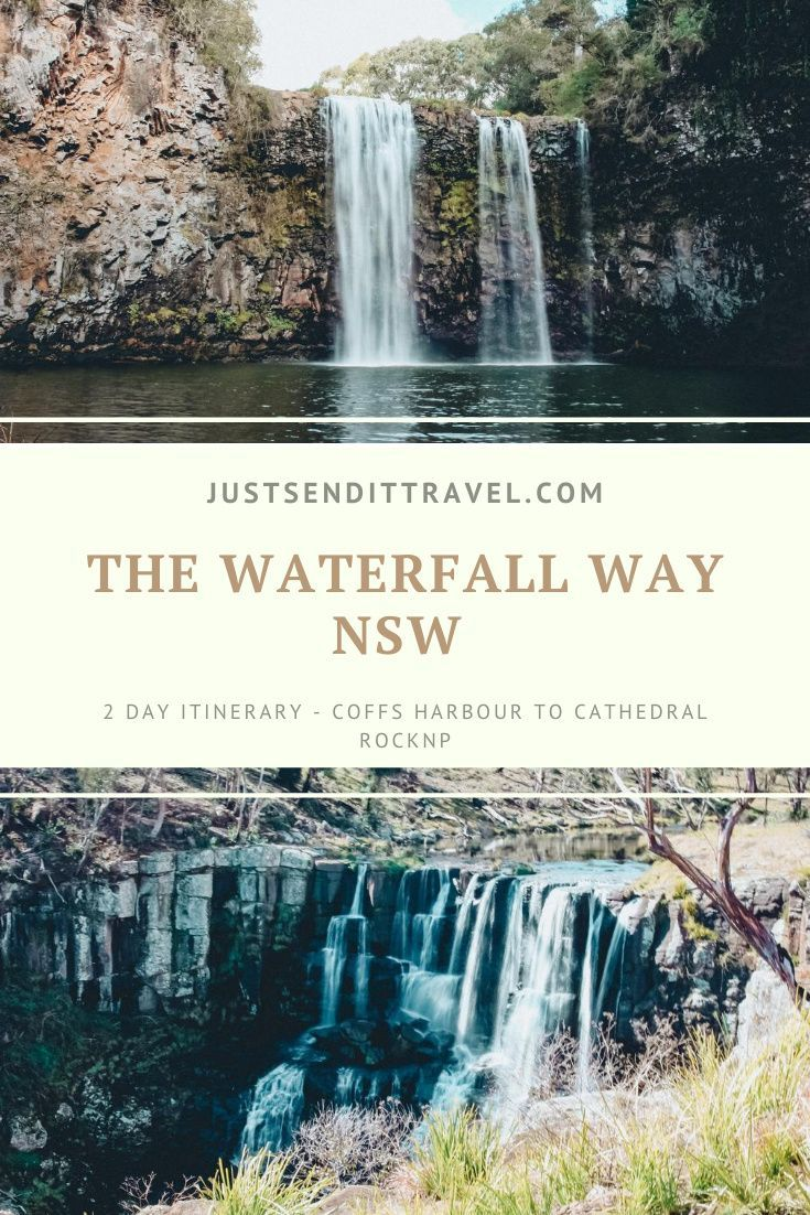 Explore The Waterfall Way Nsw In 2020 Scenic Routes Waterfall Scenic