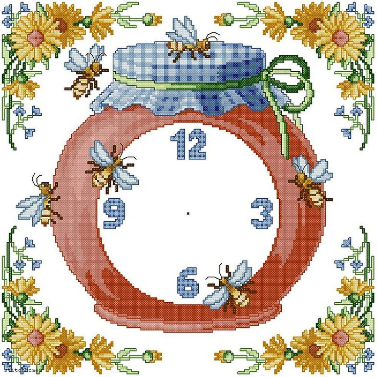Животные :: Пчёлы Медовые часы