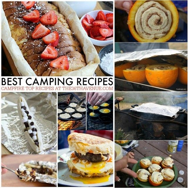 Best Camping Recipes