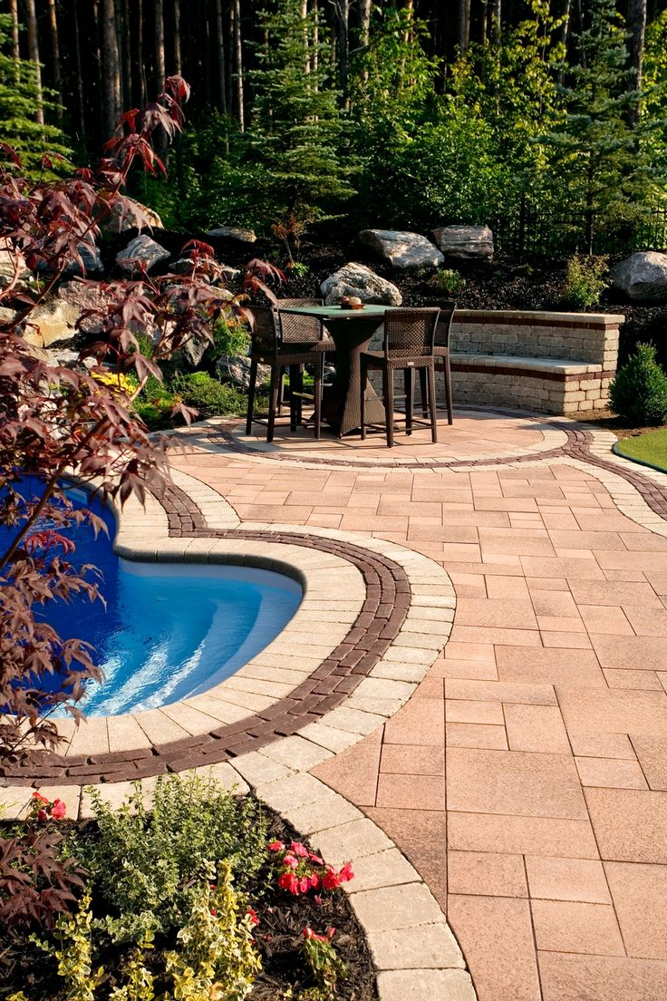 155 best images about Homeowner Pool Decks on Pinterest