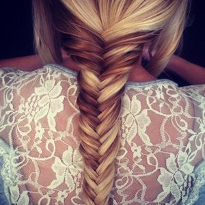 Hairstyles How to Master the Fishtail Braid Still haven't learned how to fishtail braid? This simple fishtail braid tutorial will make you an expert -- instantly See tutorial