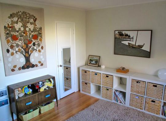 Montessori Bedroom for a Baby/Toddler: Philosophy, tips and photos.