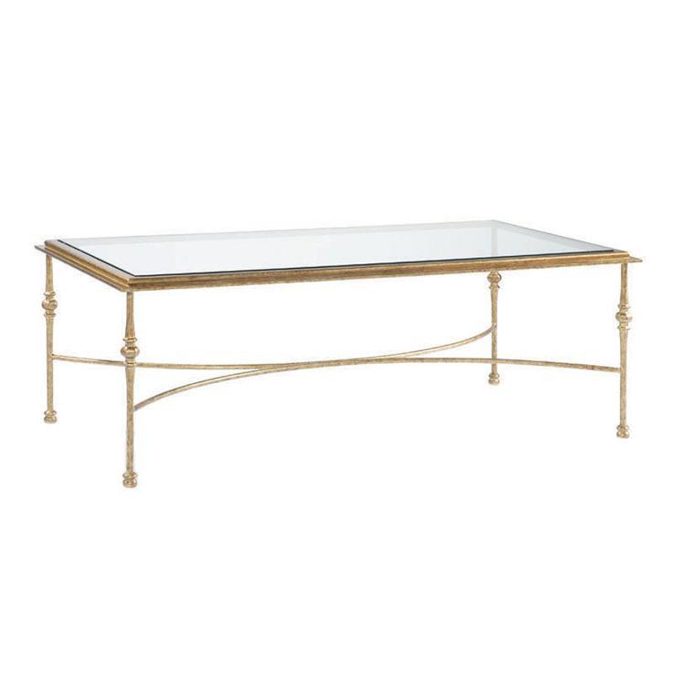 La Villette Cocktail Table | Duralee Furniture | L.A. Design Concepts