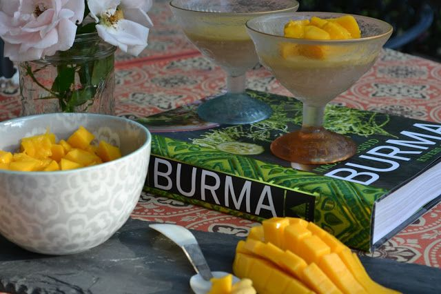 Burma, Rivers of Flavor by Naomi Duguid Perfect as I start planning my next spin of the globe.