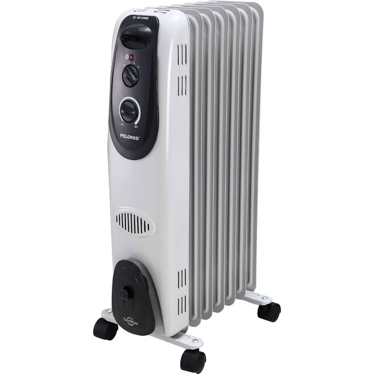 Pelonis Electric Radiator Heater $17 @Walmart