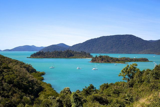 Whitsunday Islands, Queensland