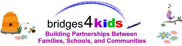 Bridges 4 Kids - All kinds of info/data in regards to education programs/special programs/advocates etc