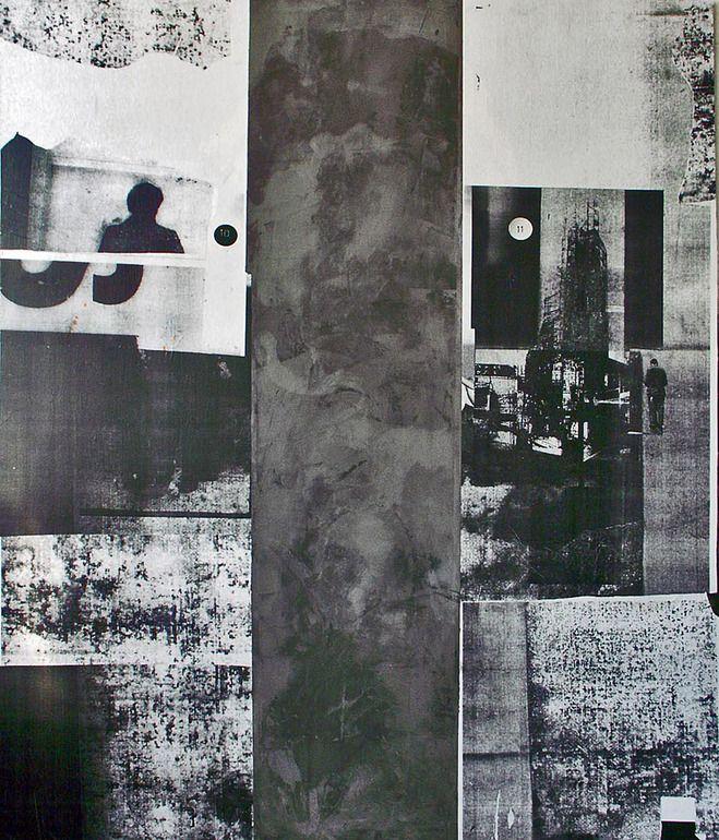 "Saatchi Art Artist: Patrick Corrado; Digital Collage ""Elements (SOLD)"""