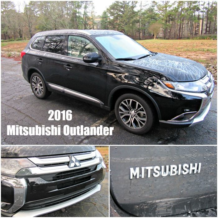 [VIDEO] How the 2016 Mitsubishi Outlander Handled in the Rain@MitsuCars