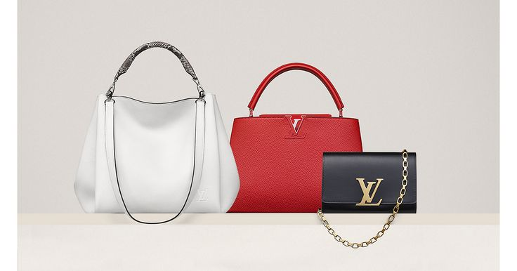 LOUIS VUITTON Official Website - Supple Leather