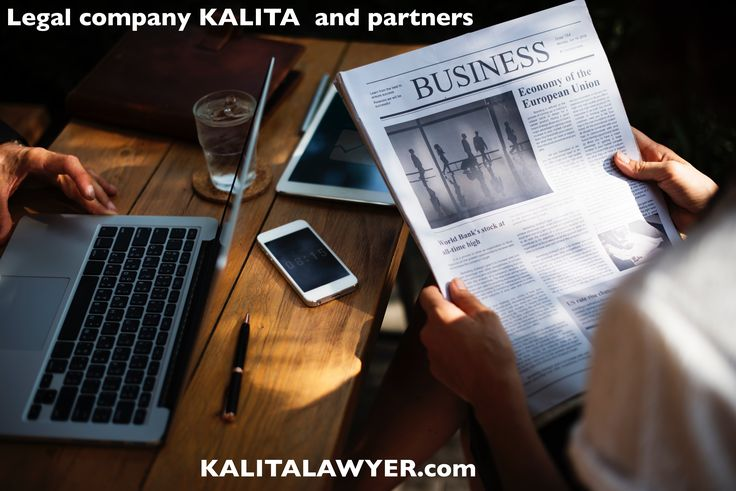 Legal company KALITA and partners