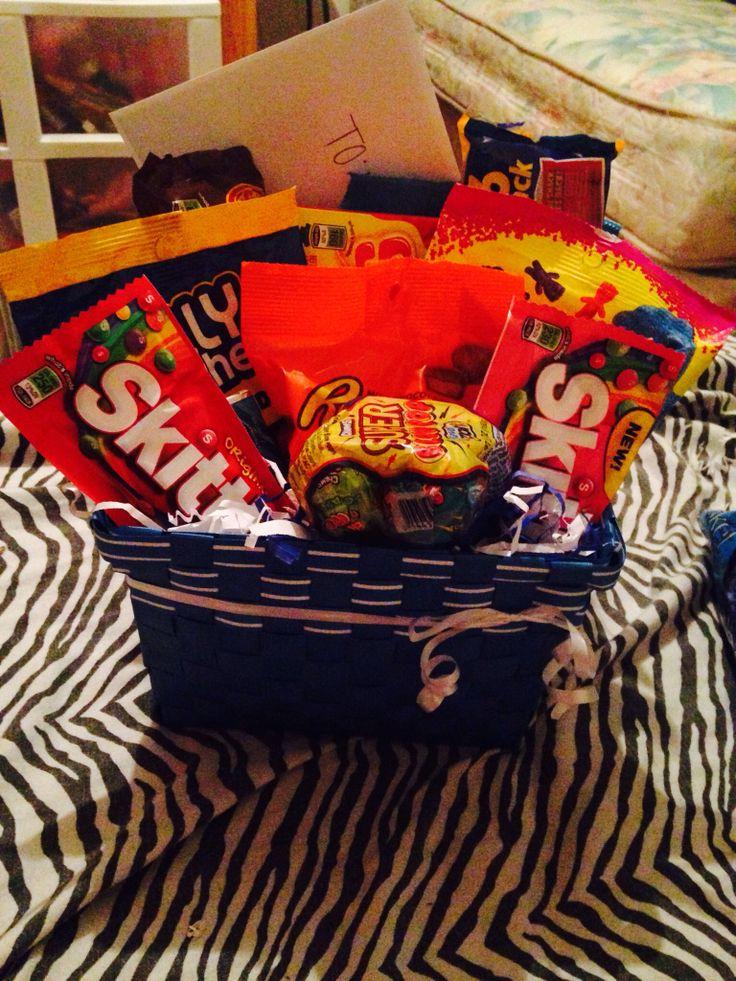 The 25 best boyfriend gift basket ideas on pinterest boyfriend gift basket negle Gallery