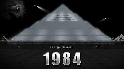半世紀以上も昔に出版されたジョージ・オーウェルの「1984年」がAmazonでベストセラーになった理由は? - GIGAZINE