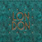 London, leather and metal by creativelolo