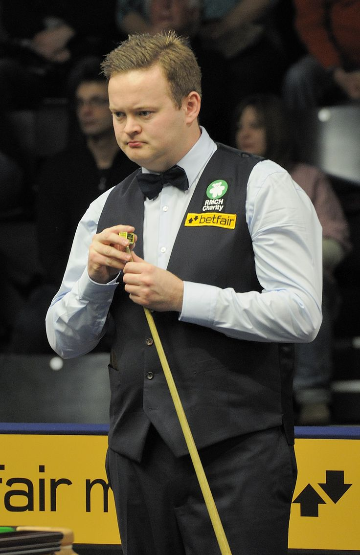 Former World Champion (2005) Shaun Murphy (England)