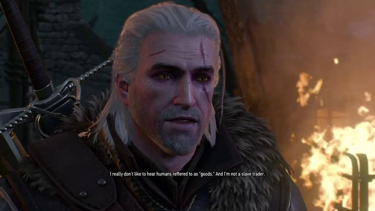 Only today I heard about the Flesh for Sale sidequest and I wish there would be some more quests similar to this to show the dark side of Nilfgaard #TheWitcher3 #PS4 #WILDHUNT #PS4share #games #gaming #TheWitcher #TheWitcher3WildHunt