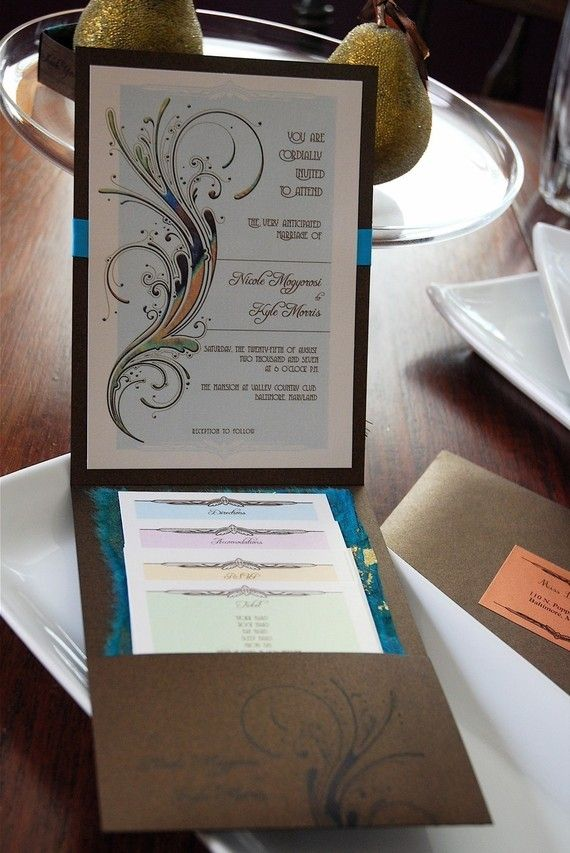wedding invitations peacock theme%0A Sometimes DIY can be more expensive than a store bought card    Weddingbee  Boards