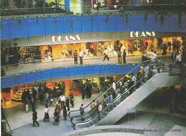 Carlton Centre Interior