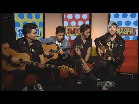 Marianas Trench - Here's To The Zeros (Acoustic)