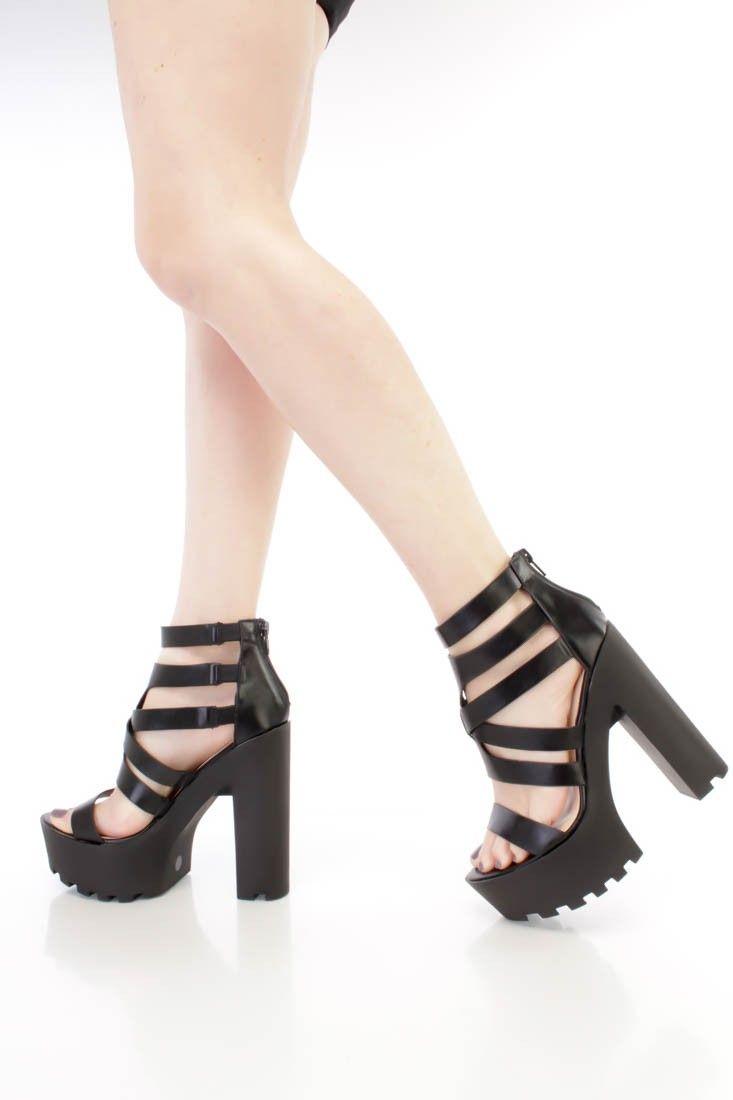 Sexy Six Inch Heels