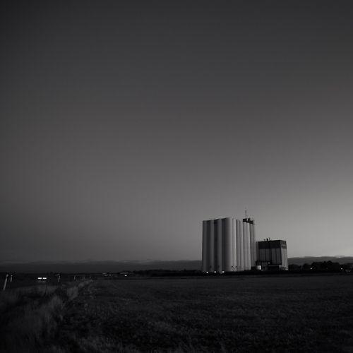 Skänninge silo, Sweden