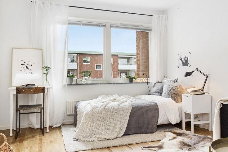 Les 17 meilleures id es de la cat gorie petites chambres d 39 adolescent sur - Amenager une chambre en longueur ...