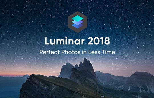 Luminar 2018 for Mac & PC officially released (plus a $10 off coupon code) | Photo Rumors