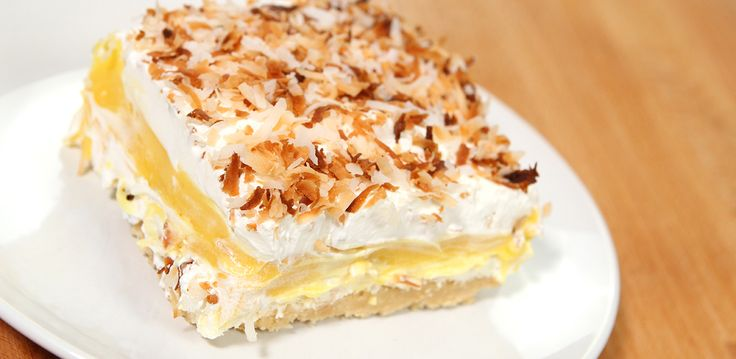 Creamy Coconut Dream