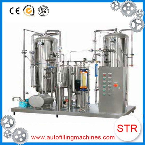 Shanghai Salt Weigh And Filling Machine In Lesotho Medical Packaging Carbonated Soft Drinks Drink Mixer