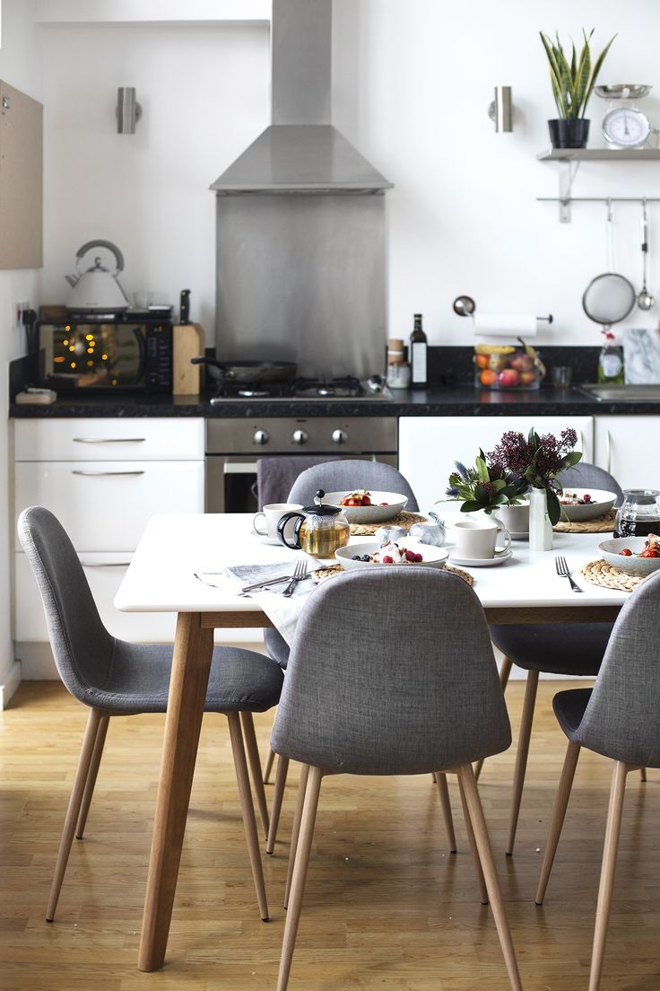 styling a winter brunch with Argos   making over my new dining area   open plan living   home inspiration