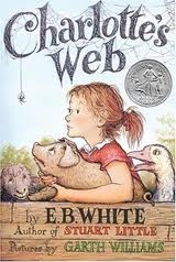 Charlotte's Web by E. B. White: Little Girls, My Childhood, Charlotte Web, Growing Up, Childhood Book, Favorite Book, Kids Book, Pet Pigs, Children Book