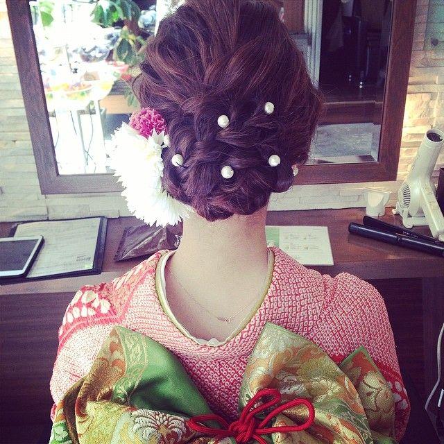 Instagramのフォロワー14万人超え!福岡の人気スタイリストRumiさんのヘアアレンジがおしゃれ♡【白無垢・色打掛け編】   ZQN♡   ページ2