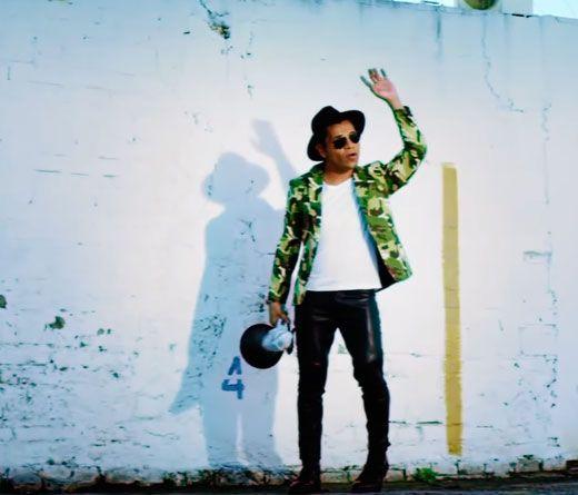 """Samo, el ex integrante del grupo Camila, presenta un nuevo video llamado """"Nada Me Detiene""""."""