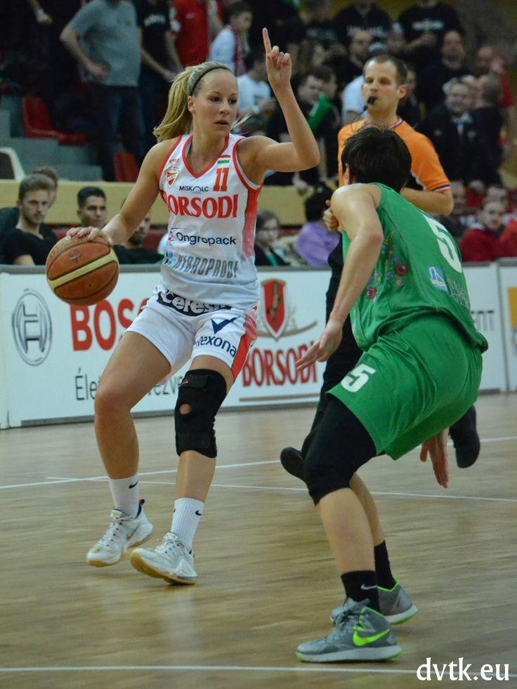 Czank Tímea (COOP Női Magyar Kupa elődöntő, Aluinvent DVTK - Győr 71-58)