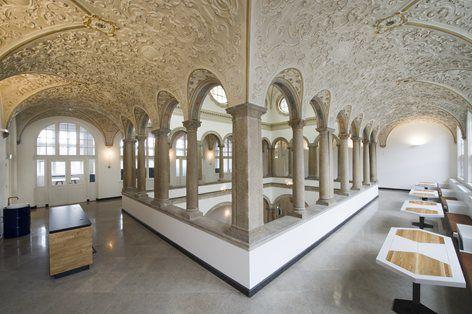 The Old Library (De Oude Bibliotheek), Delft, 2015 - BK. Architecten