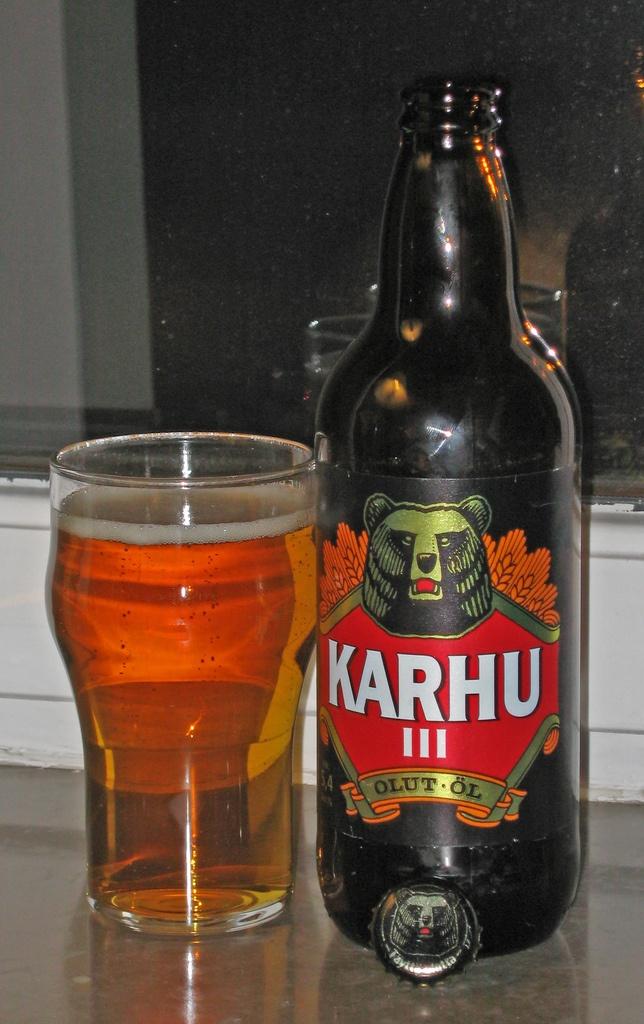 Best Finnish beer