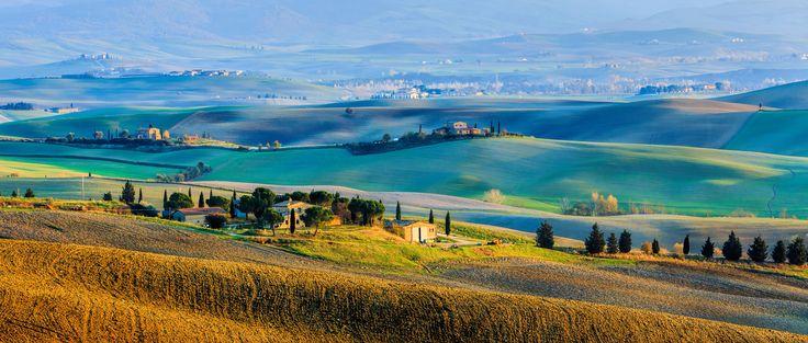 Tuscany sunset - Tuscany sunset