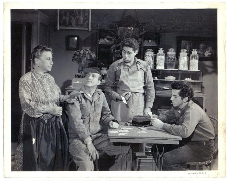 BILLY HALOP, HUNTZ HALL original movie photo 1942 TOUGH AS THEY COME